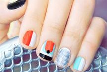 Manicure & Nail Art Inspiration / by Carly J. Cais of Chic Steals