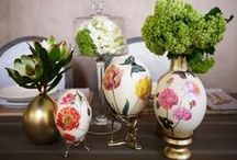 Holiday DIY Projects: Easter/St. Patrick's Day/Spring / by Carly J. Cais of Chic Steals