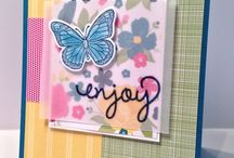 Stampin' Up! Cards / by Catherine Carroll - UK Stampin' Up! Demonstrator