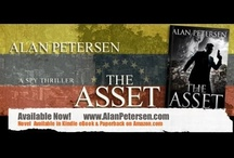 Book Trailers / Video book trailers promoting cool books! / by Alan Petersen