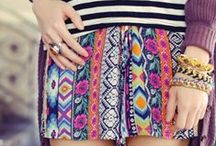Patterns / by Carly J. Cais of Chic Steals