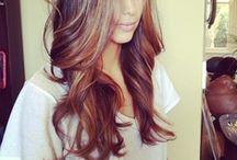 Hair / by Danielle Costa