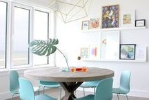 Interiors / by Amanda Buzard