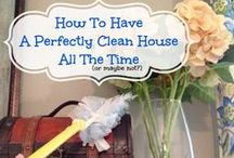 Housekeeping Tips & Tricks / by Rosabee Young