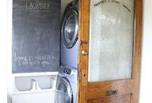 Home: Laundry / by Rosabee Young