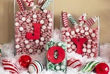 Holidays - Christmas Ideas! / Christmas Decorations, Food & Gifts... / by Karen Webb Cook