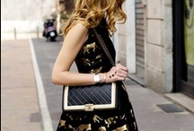 Fashion Inspirations/ My Style / by Essi Kivitie