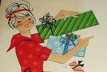 Christmassy / by Sara Mielke