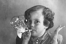 Vintage Kids / by Sara Jane