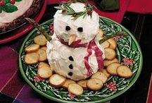 Food for Holiday Thought / Holiday Foods and Recipes / by Lindsey Kelley (Christofel)