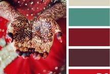 colour | palette   / by 1funkyknitwit