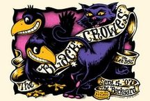 Concert Posters / by Carl Honeycutt