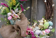 *EASTER & SPRING*  / Decorating and craft ideas. / by Vintage AnteUps!