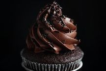 Chocolate Dreams / Gorgeous chocolate photos and recipes to satisfy your most intense cravings / by JavelinWarrior