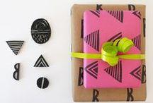 Gift Wrap / by Mattie Babb