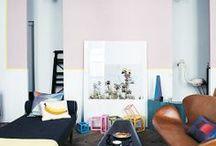 Nurseries & Kid Rooms / by Mattie Babb