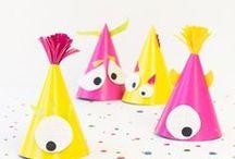 Parties for Kids / by Mattie Babb