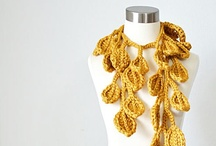 i love scarves... / it's like art for your neck / by Michelle Fullerton