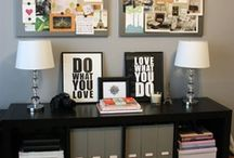 House: Craft Room/Office / by Sydnie Schmidt