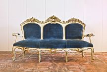 Sofa Re-upholstery Project / by Emily Perkins