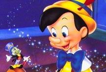 Pinocchio / by we love disney x