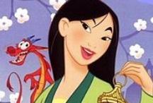 Mulan / by we love disney x