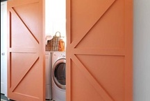 Interior Design: Laundry Room / by Dandelion Dust Designs