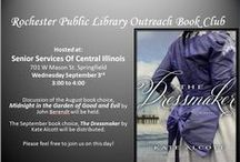 Outreach Book Club /   / by Rochester Public Library District