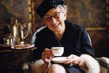 Keep calm and have a cuppa / by Elaine Foley