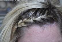 Hair and stuffs like that. / by Tara Brewer