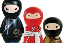 Ukido Ninja Warriors / by Martial Arts Party Store