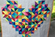 Squizzy quilts / by Maree Butler