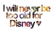 Disney / by Sally Middleton