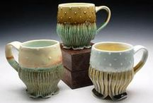 Ceramics / Inspiration and ideas for ceramics and pottery. / by Julia