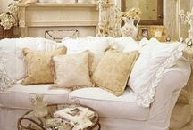 Vintage Cottage chic / by Karen Harper