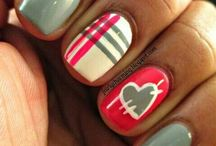Mani-Pedi / All thing fingernails, and toenails!  / by Katie George