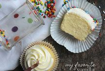 Cake & Cupcakes / All things Cake and Cupcake related. I mean who doesn't love cake? / by Katie George