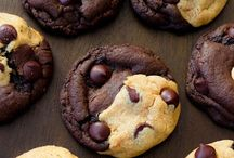 Cooookies! / You can never have enough cookie recipes that's for sure! / by Katie George