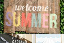 Summer lovin' / by Katie George