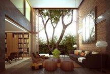 Rooms I want / by Melanie Neumann