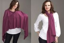 Nursing Clothes & Covers / Clothing and covers for breastfeeding mothers!  / by BabyBump
