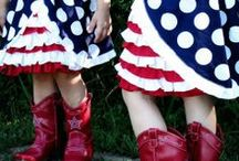 Fourth of July Celebration / Go Red, White, and Blue!  / by Lady Foot Locker (Official)