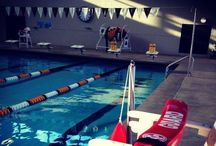 Ahhh....swimming, how I've missed you!  / I have missed going swimming so much while I was living in New Orleans. First week I am back in Alabama, I joined the local Natatorium. #MemorialPark #JasperAlabama / by Heidi Young