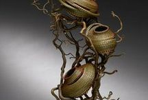 Basket and  weaving / by Prachi J Verma