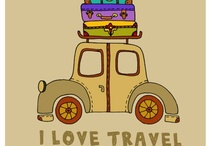 Travel / by Teresa Gaspard