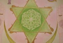 Chakra heart, green / by Marleen Boersma
