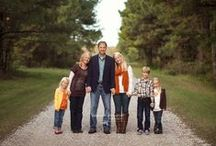 Ideas for Family of 6 / by A Shields Photography