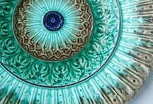 Aqua color / by Marleen Boersma