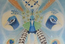 Peacock color / by Marleen Boersma