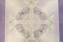 Celtic knot art / by Marleen Boersma